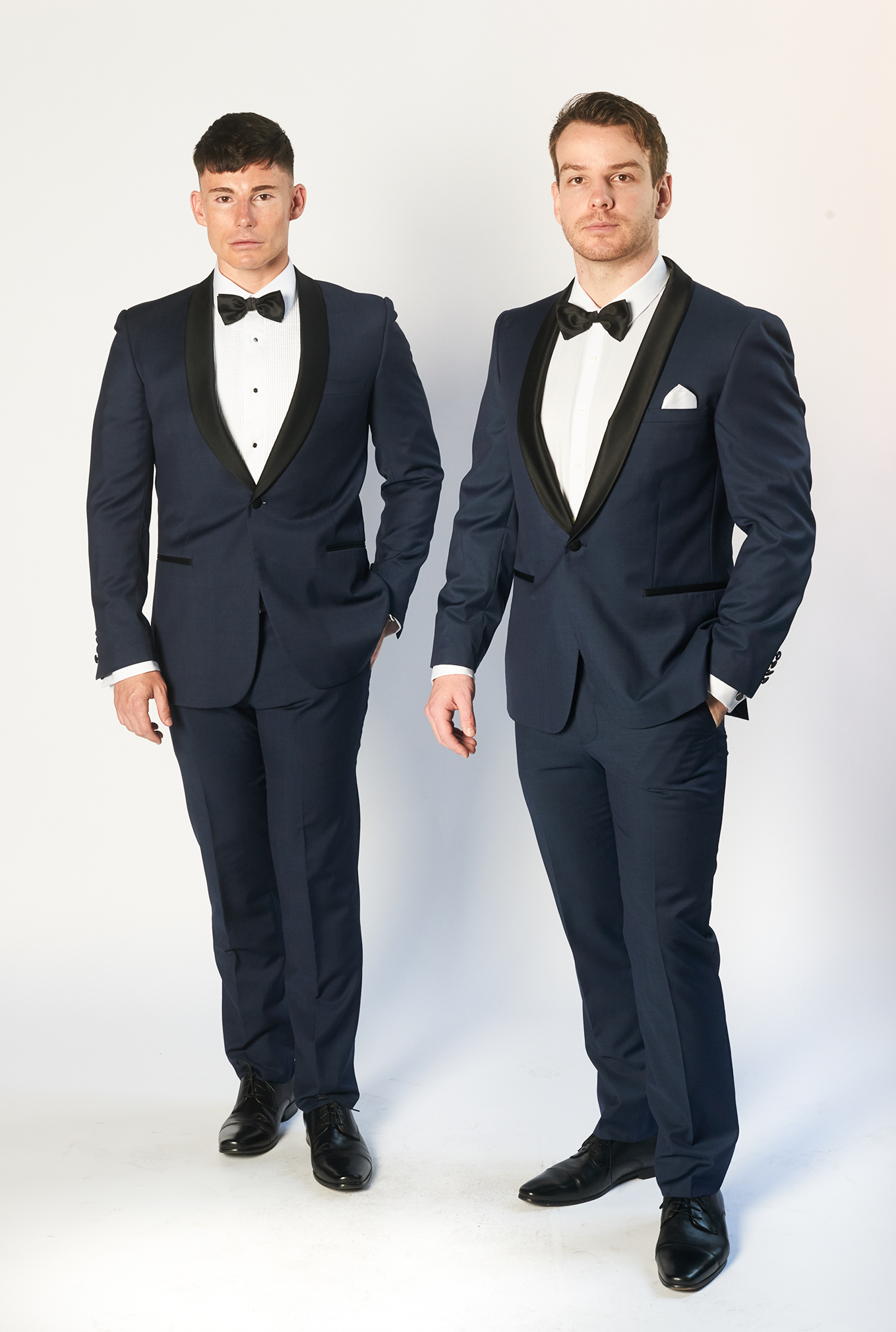 The Bond tuxedo